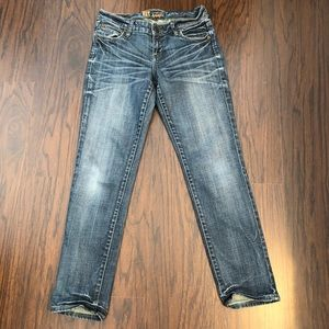 Kut from the Kloth Jeans slim straight whiskers